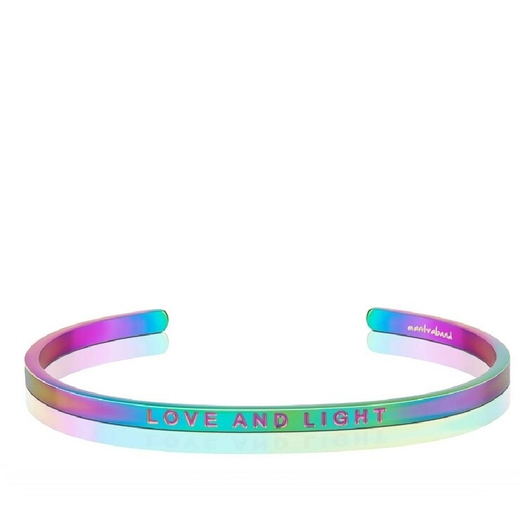 Aurora Mantraband Love & Light