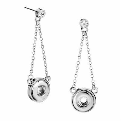 Mini Chain Drop Earrings