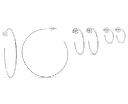 Hello Hoops Earrings