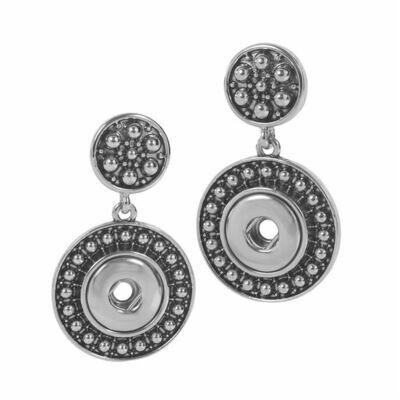 Round a Bout Earrings