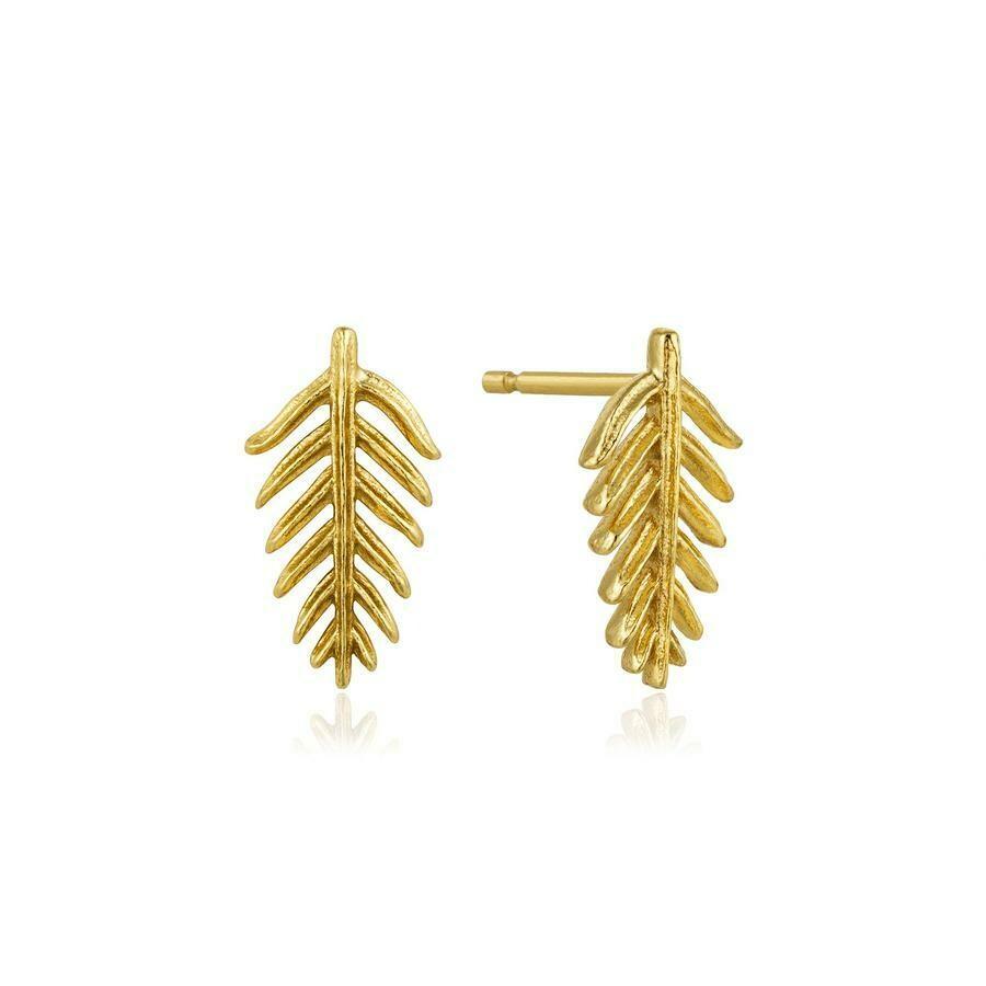 Palm Stud Earrings G