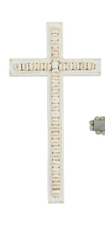 Beaded Cross LG