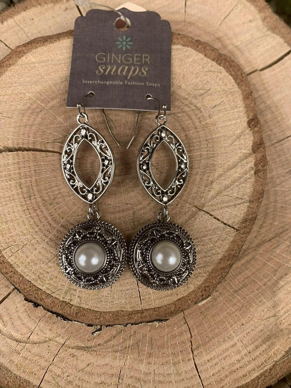 Allegro Earrings w/ Snaps
