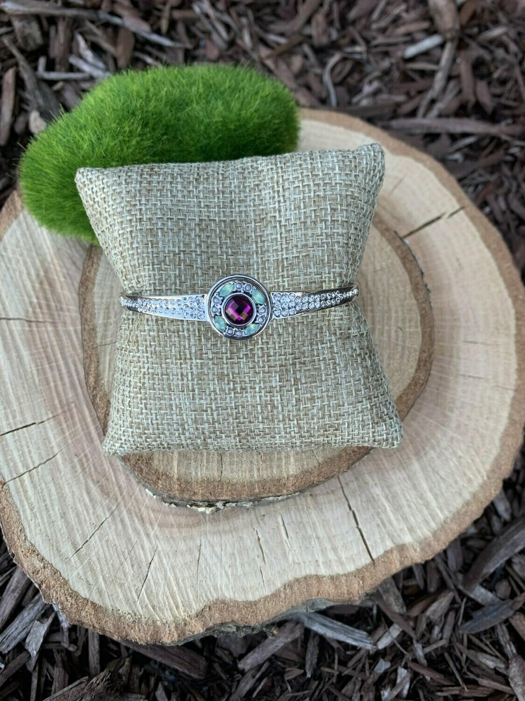 Petite Stones Galore Bracelet w/Snap