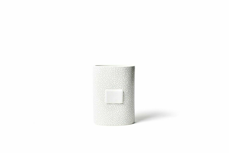 Mini Oval Vase