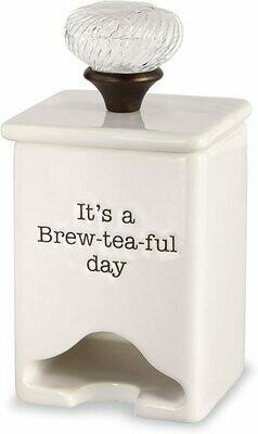 Tea Bag Caddy