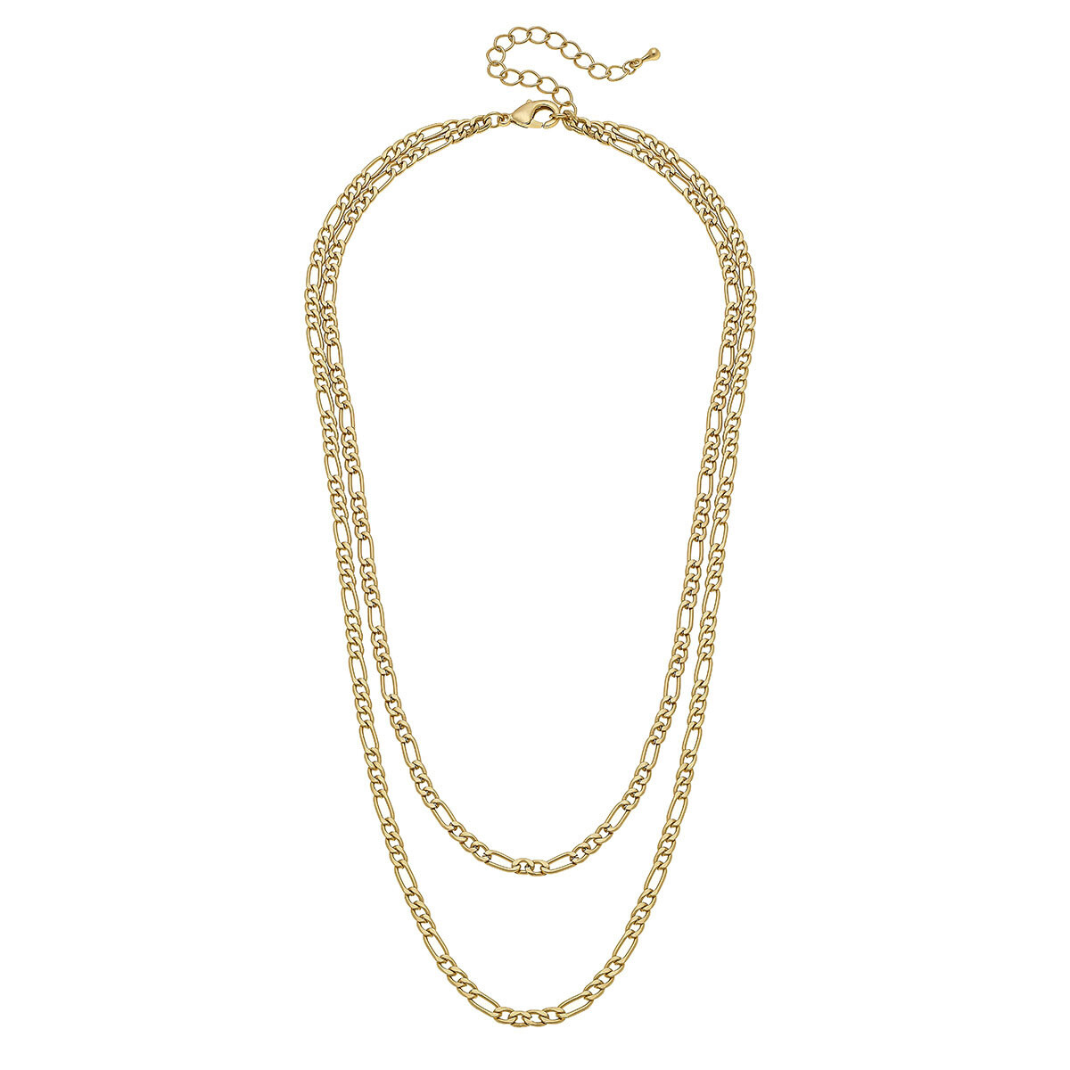 Caprice Layered Necklace