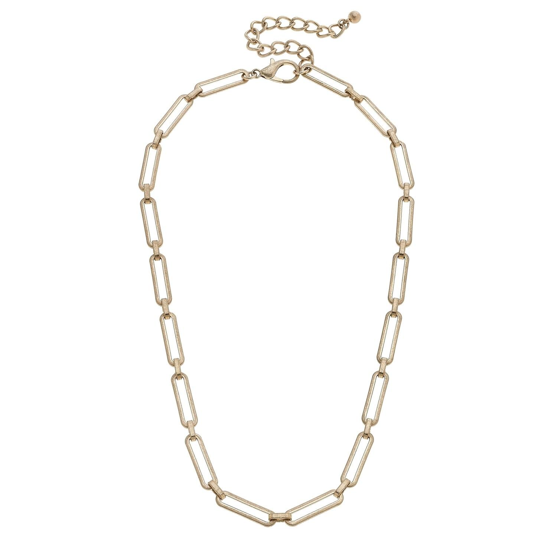 Zen Paperclip Chain