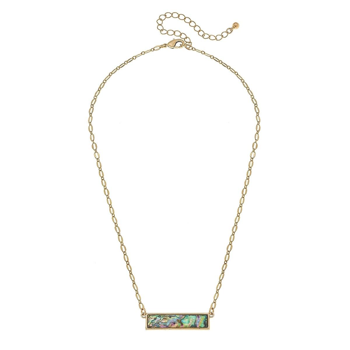 Aerin Bar Necklace