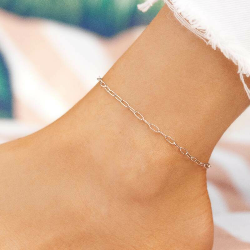 Endless Summer Chain Anklet