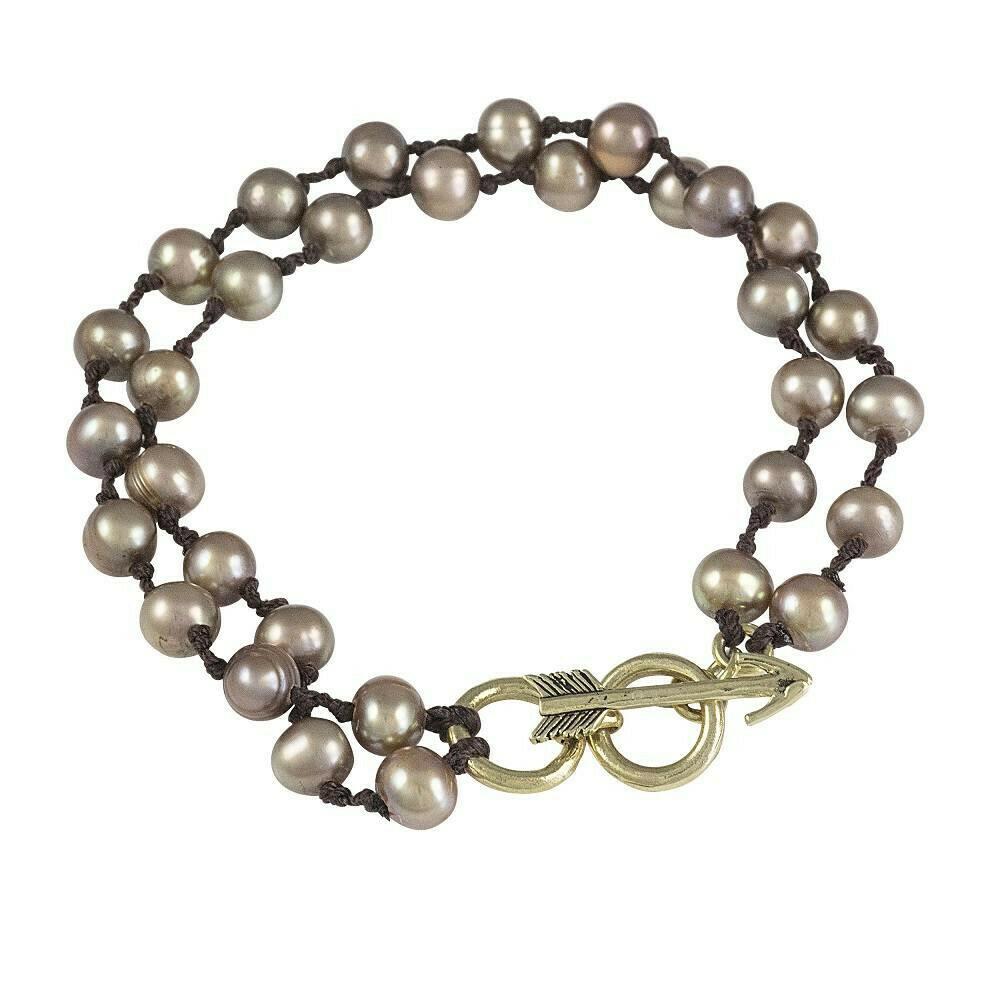Boho Soul Bracelet - Taupe