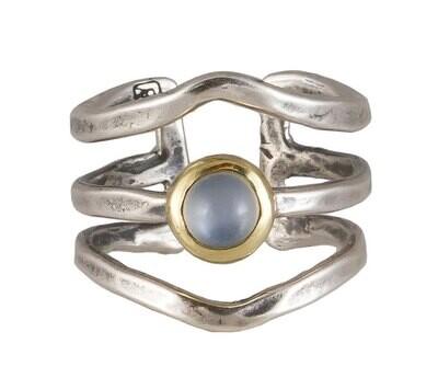 Periphery Triple Ring size 8/9