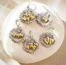 Bundled by Love Charms - Nest Charm