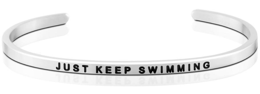 MantraBand - Just Keep Swimming
