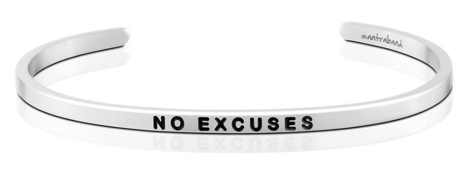 MantraBand - No Excuses