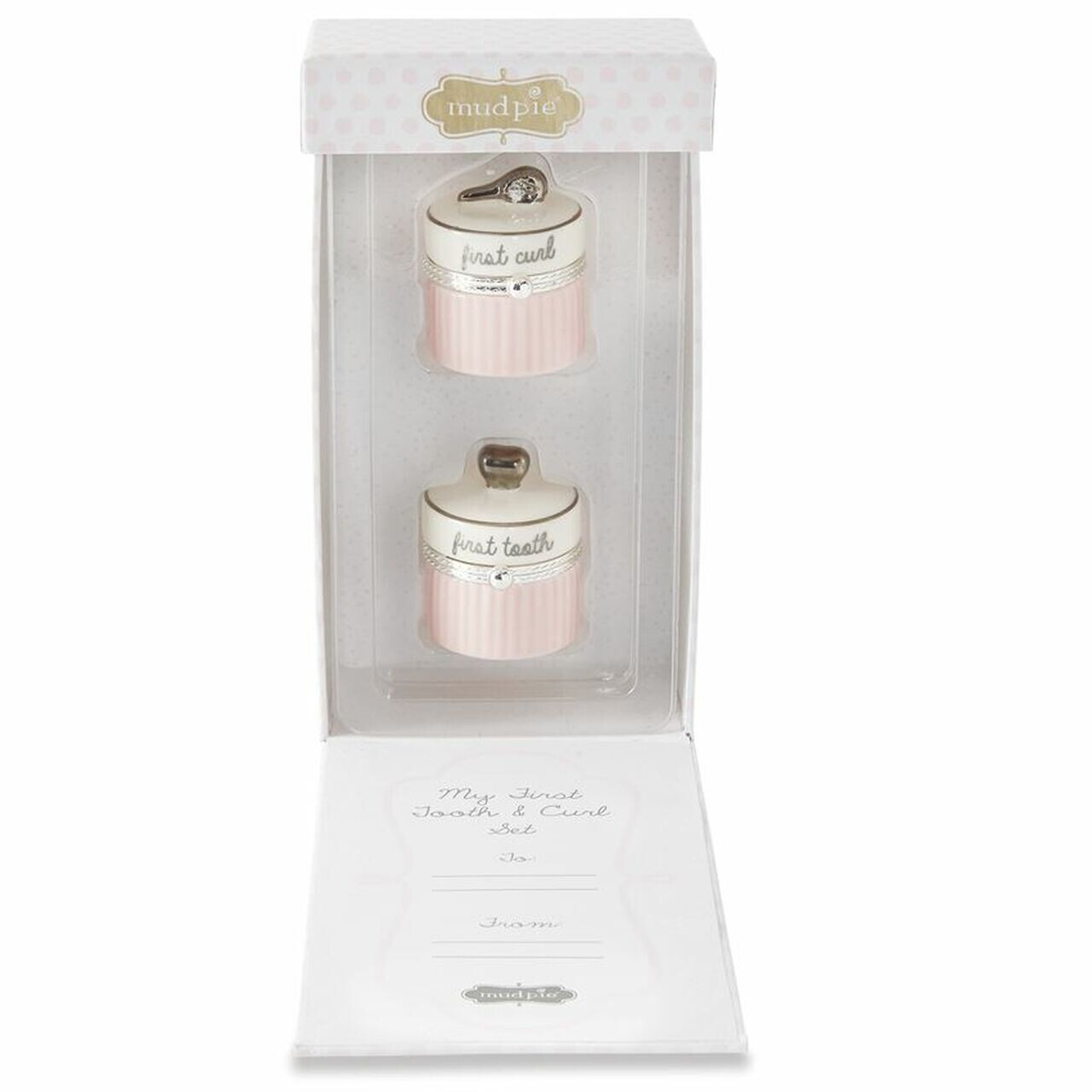 Tooth & Curl Set - Pink