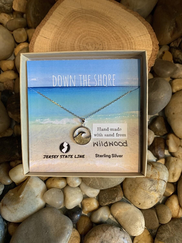 Sand Wave Necklace
