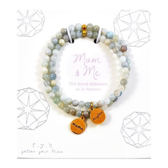 Mom & Me Bracelet Set