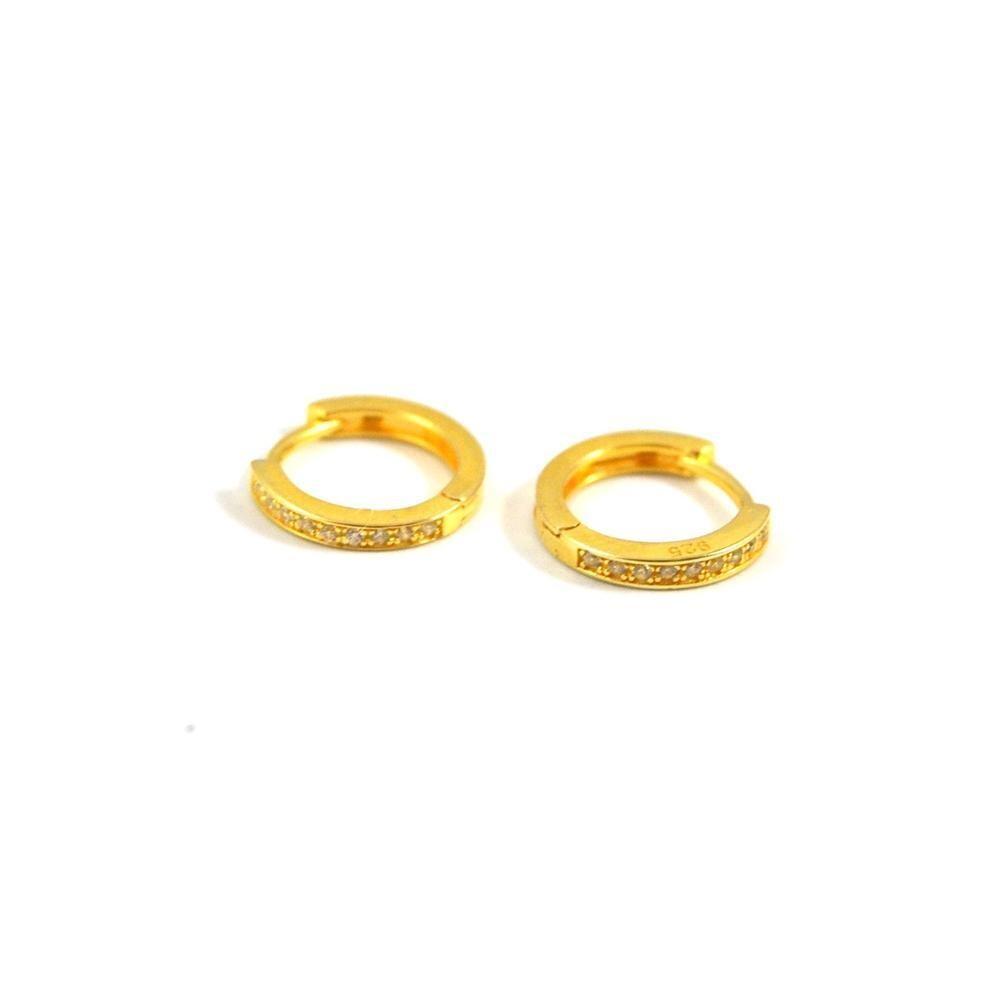 Coco Huggie Earrings