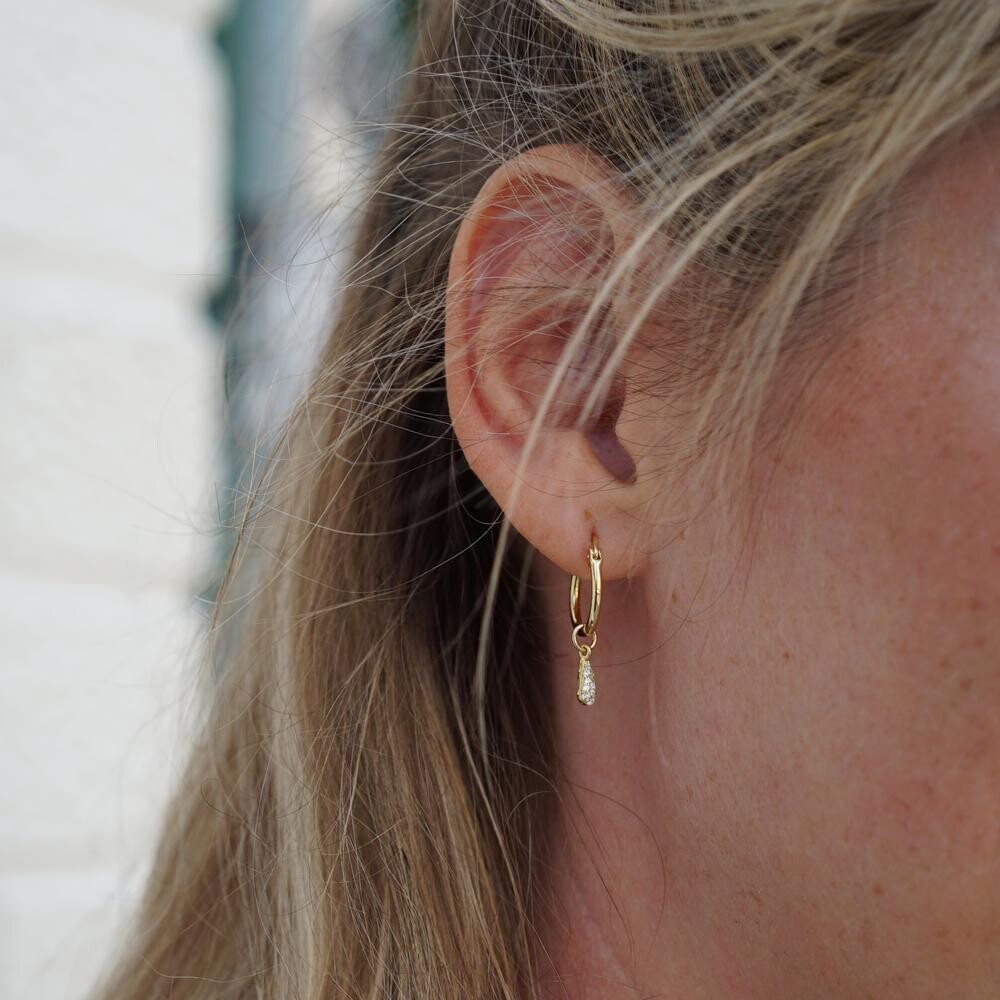 Kaia Hoop Earrings