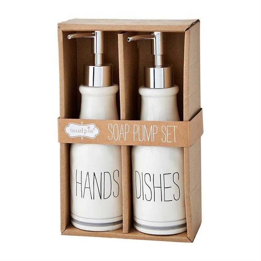 Bistro Hands & Dishes Set