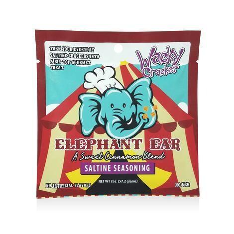 Elephant Ear Wacky Cracker