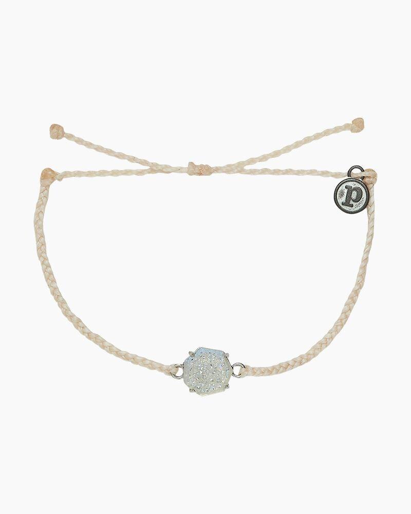 Rainbow Geode Bracelet
