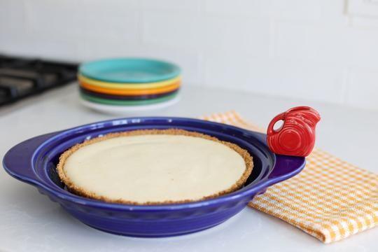 Nora Fleming Fiesta Deep Dish Pie Plate W/ Pitcher Mini