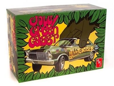 1/25 1965 Ford Galaxie Jolly Green Gasser