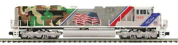 O SD70ACe Diesel UP #1943/3.0/Hi-Rail