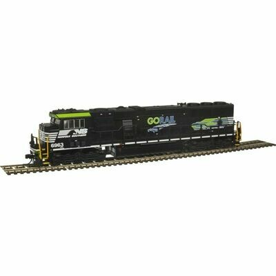 N SD60E w/DCC & Sound, NS/GORail #6963