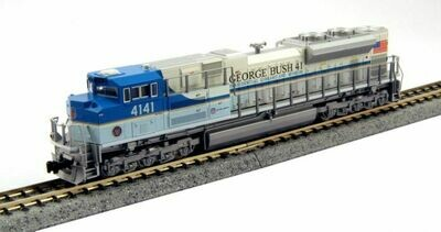 N SD70ACe/DCC, UP/George Bush #4141