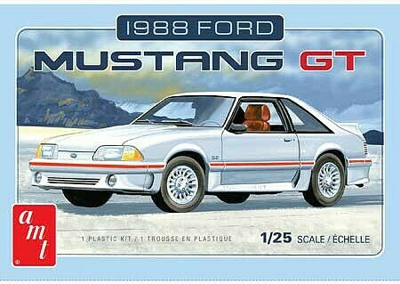 1/25 1988 Ford Mustang GT Car