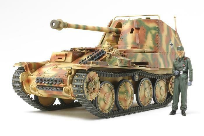 1/48 German Marder III M Tank Destroyer