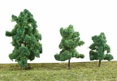 Summer Trees 3 3/8