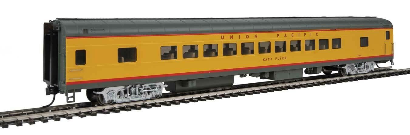 85' ACF 44-Seat Coach Union Pacific(R) Heritage Fleet - Ready to Run - Standar -- UPP #5468 Katy Flyer