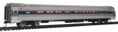 85' Amfleet I 84-Seat Coach - Ready To Run -- Amtrak(R) Phase VI (Travelmark)