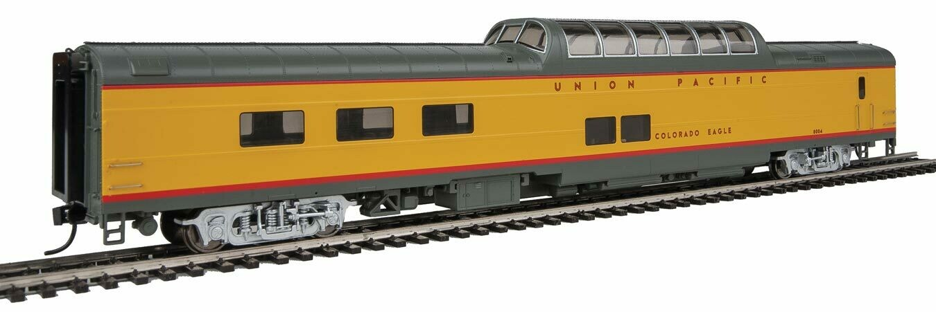 85' ACF Dome Diner Union Pacific(R) Heritage Fleet  Ready to Run - Standard -- UPP #8004