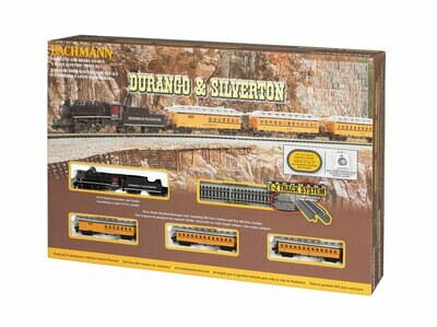 Durango & Silverton Train Set N