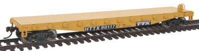 Flatcar - Ready to Run -- Trailer-Train