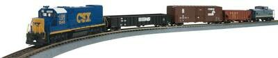 WiFlyer Express Train Set with Sound and DCC -- CSX