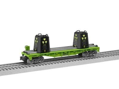 O27 Flatcar, Alien Radioactive