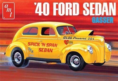 1/25 1940 Ford Sedan, OAS