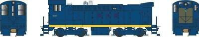 Baldwin DS 4-4-1000 - Standard DC - Executive Line -- Central Railroad of New Jersey 9230 (Ex-B&O Patch, blue, yellow)