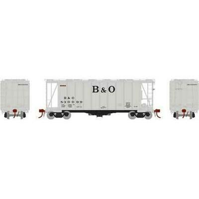 HO GATC 2600 Airslide Hopper, B&O #830099