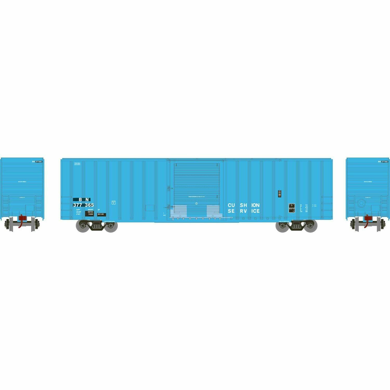 HO RTR 60' ICC Hi-Cube Box, BN #377365