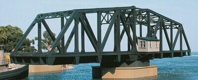 HO Walthers Double Track Swing Bridge