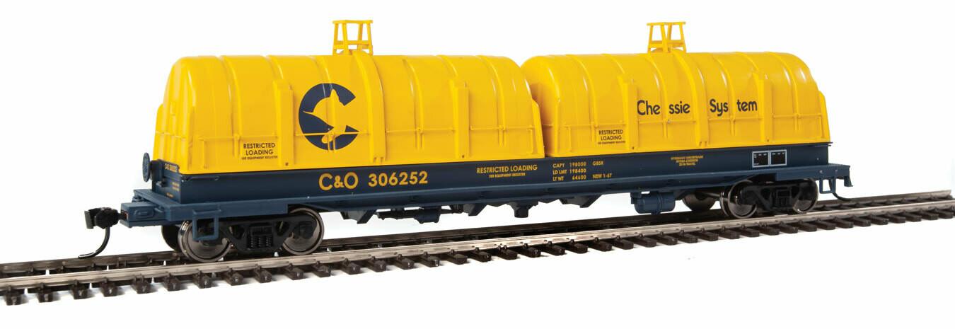 50' Cshn Coil C&O #306252