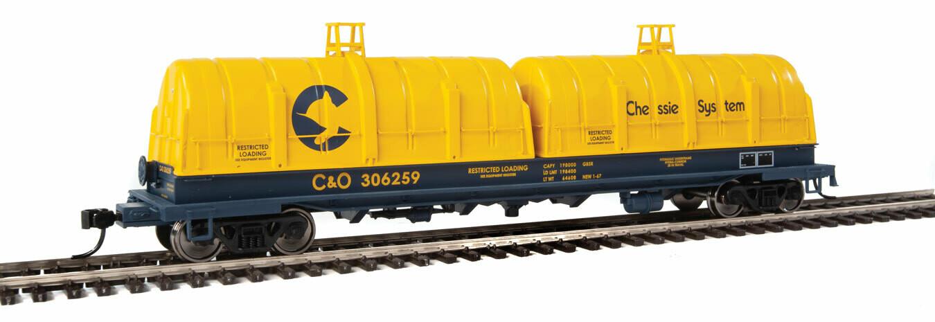 50' Cshn Coil C&O #306259