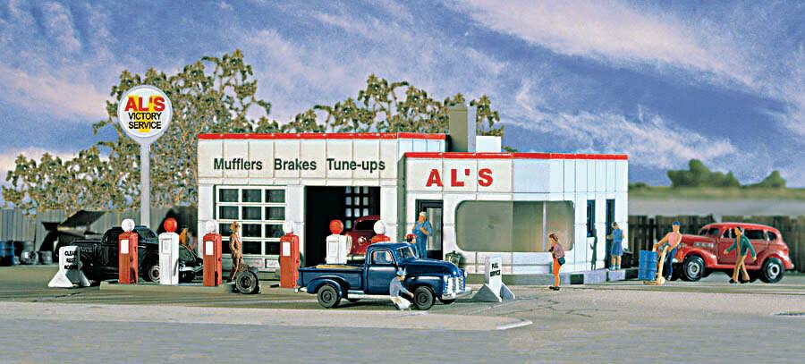 Al's Victory Service -- Kit